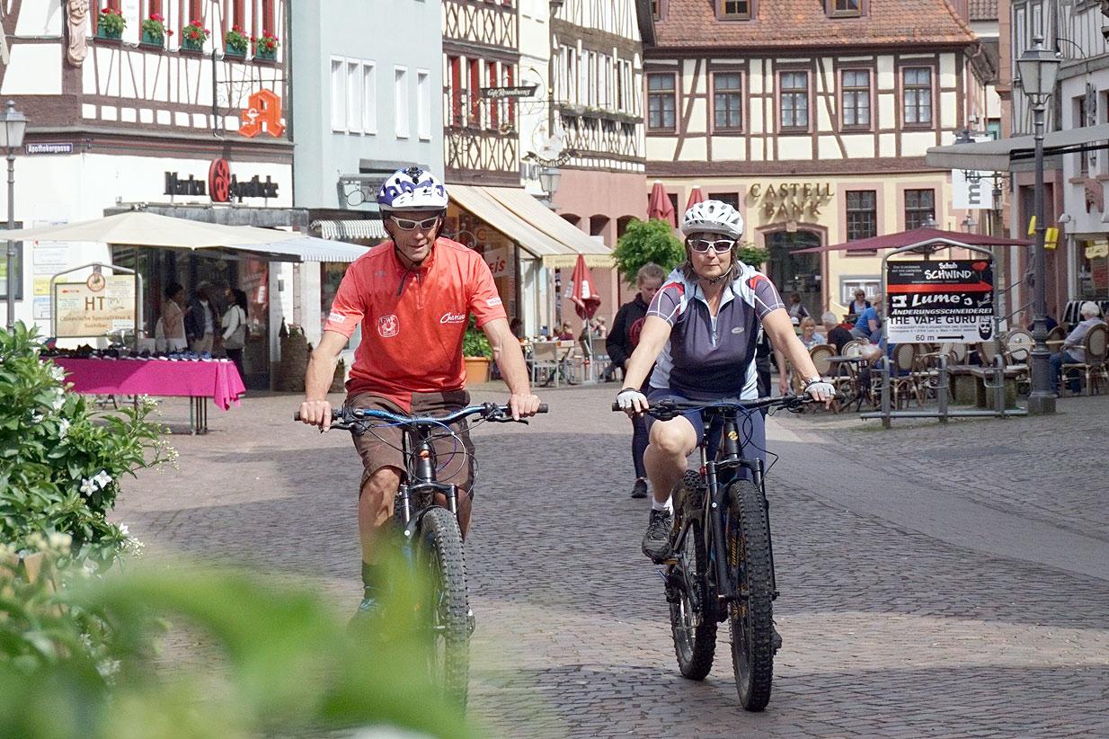 Bikewald Spessart R23